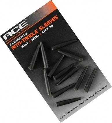 ACE Elements Mini Anti Tangle Sleeves - Weed i gruppen Mete & Karpfiske / REA Mete hos Örebro Fiske & Outdoor AB (6980)