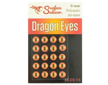 Dragon Eyes - Volcanic