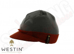 Westin Visor Beanie One Size Dove Gray/Charcoal